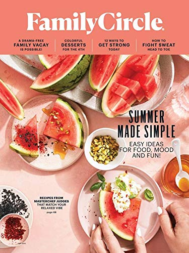 Good Housekeeping Womans Magazine - Family Circle