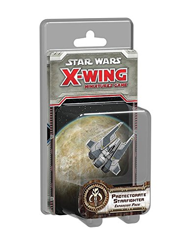Star Wars X-Wing: Protectorate Starfighter Expansion Pack Game
