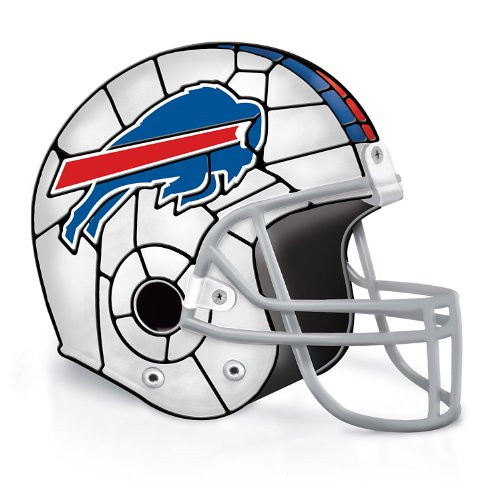 NFL Buffalo Bills Accent Helmet Lamp by The Bradford Exchange