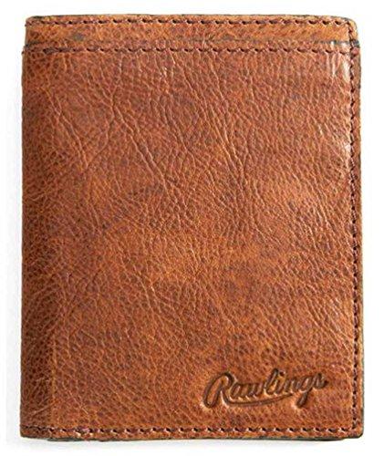 Rawlings Rugged N/s Wallet, Cognac