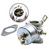 FLYPIG Carburetor for Tecumseh 632370A / 632370 / 632110 HM100 HMSK100 HMSK90