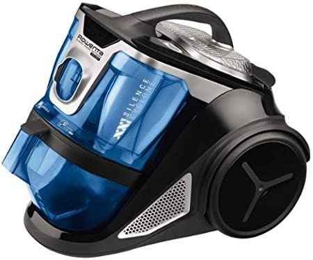 Rowenta Silence Force Extreme Cyclonic - Aspiradora, 1000 W, color azul: Amazon.es: Hogar