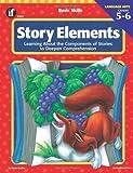 Story Elements, Instructional Fair, 0742401049