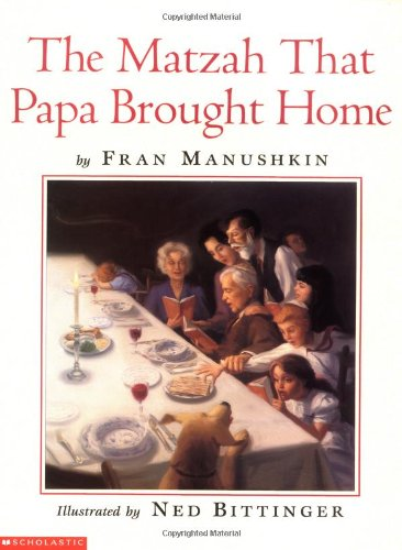 The Matzah That Papa Brought Home (Passover Titles)