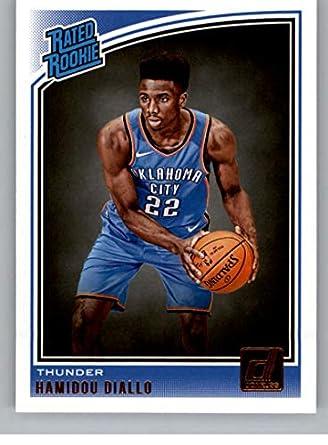 premium selection 0ef54 0ab24 Amazon.com: 2018-19 Donruss Basketball Card #171 Hamidou ...