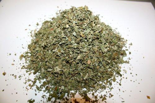 Organic Bio Herbs -Organic Dried Raspberry Leaves (Folia Rubus Idaeus) 2 Oz. - 2 Oz Raspberry Leaf