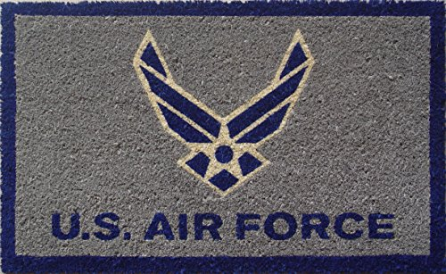 (S&D US Air Force Coir Door)