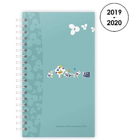Oxford - Agenda familiar 2019 - 2020 de septiembre a ...