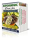 4 ingredient slow cooker cookbook - Ketogenic Diet Box Set 5 Books in 1: Vol. 1: Ketogenic Diet for Beginners; Vol. 2: Slow Cooker Recipes;  Vol. 3: 5 Ingredient Recipes; Vol. 4: 30-Minute Meals;: Vol. 5: Ketogenic Dessert Recipes