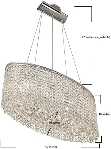 Crystal Pendant Ceiling lamp/Chandelier/Lighting Fixture