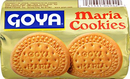 (Goya Foods Maria Cookies, 3.5 Ounce (Pack of 32))