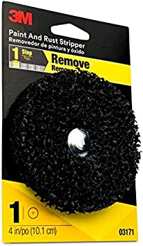 3M™ 3171 Paint and Rust Stripper 4 inch 03171