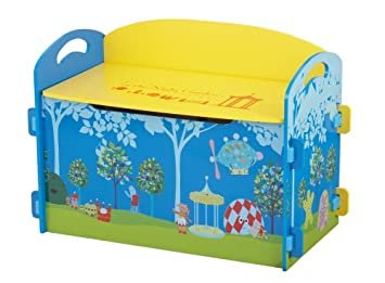 In The Night Garden Furniture Born to play in the night garden toybox bench amazon toys born to play in the night garden toybox bench workwithnaturefo