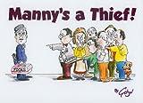 Manny's a Thief, Getzel, 0899064140