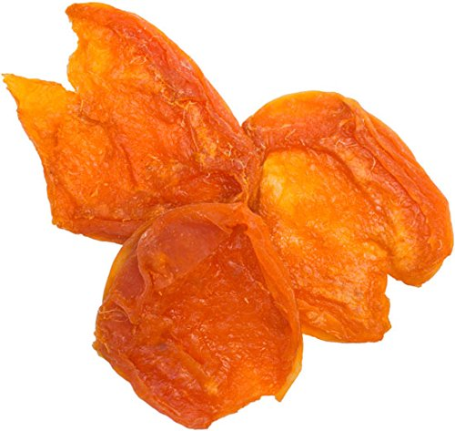 Dried Slab Apricots, 5 lb
