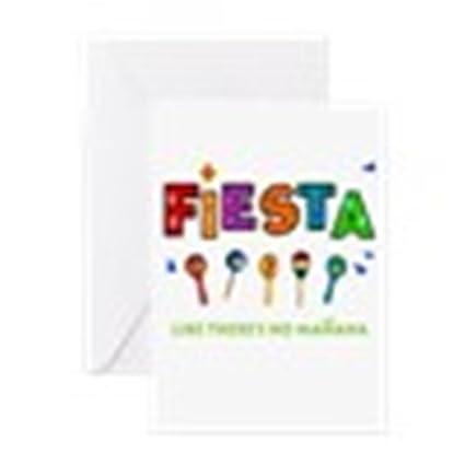 CafePress español Party - Tarjeta tarjetas de felicitación ...