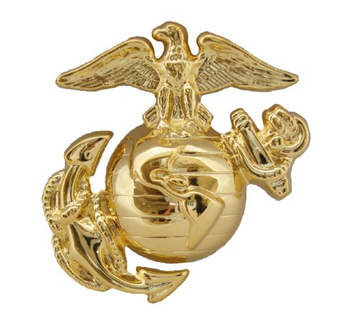 U.S. Marine Corps Eagle Globe & Anchor (Usmc Globe And Anchor)