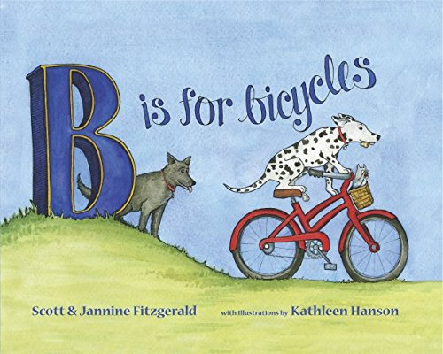 B is for Bicycles: Children