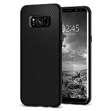 Spigen Liquid Air Armor Designed for Samsung Galaxy S8 Case (2017) - Black