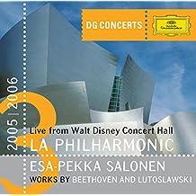 "Beethoven: Symphony No. 5; Overture ""Leonore II""/Lutoslawski: Symphony No.4 (DG Concerts)"