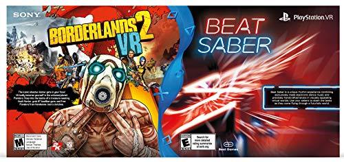 511yv60DFxL - PlayStation VR - Borderlands 2 and Beat Saber Bundle