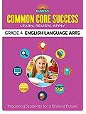 img - for Barron's Common Core Success Grade 4 English Language Arts: Preparing Students for a Brilliant Future book / textbook / text book