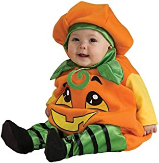 Rubies Costume (Canada) Infant Pumpkin Costume Orange  sc 1 st  Amazon.ca : halloween costumes for babies uk  - Germanpascual.Com