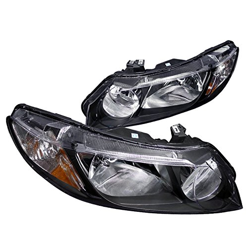 07 honda civic si headlight - 2