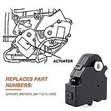Air Door Actuator, Replacement for