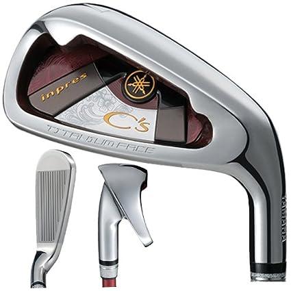 Yamaha inpres C de hierro Set 2015 Ladies Golf de derecho ...