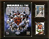 NFL  Chicago Bears All -Time Great Photo Plaque