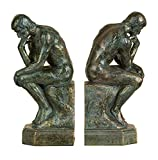 Thinker 75394 Bookends Pair 9''H