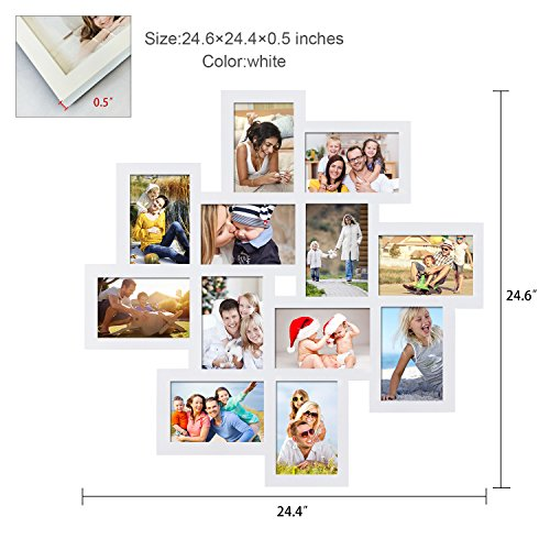 Top 10 Best Picture Frames For Wall - Top Product Reviews | No Place ...