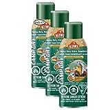10. Kiwi Camp Dry Heavy Duty Water Repellant, 10.5OZ (Pack - 3)