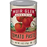 gluten free tomato paste - Muir Glen Organic Tomato Paste, No Sugar Added, 6 Ounce Can (Pack of 24)