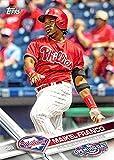 2017 Topps Opening Day #17 Maikel Franco Philadelphia Phillies Baseball Card