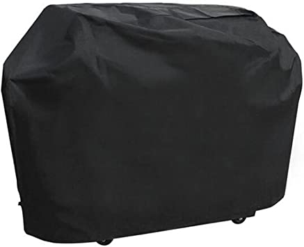 """57/"""" Width Waterproof Anti-UV BBQ Cover Garden Patio Barbecue Grill Protection"""