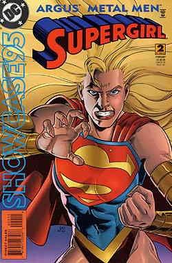 (Showcase '95#2 VF/NM ; DC comic book)
