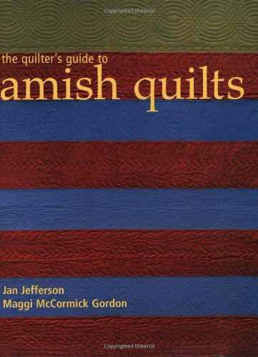 Download The Quilter's Guide to Amish Quilts pdf