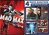 Not-too-distant Dystopian future Apocalyptic Mad Max + WaterWorld Kevin Costner / Children of Men / Skyline & Doomsday Sci-Fi Movie Marathon 5 Pack