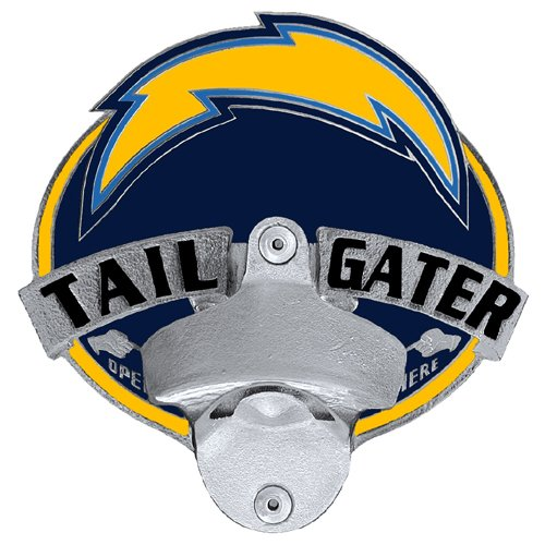 San Diego Chargers Trailer Hitch (NFL San Diego Chargers Tailgater Hitch Cover, Class III)