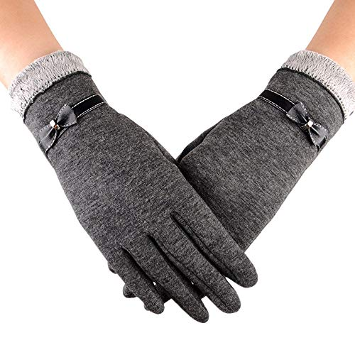 NUWFOR Baby Boys Girls Winter Hand Wrist Warmer Flip Cover Fingerless Gloves ?Gray,Free? by NUWFOR