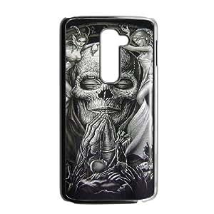 W-K-E-R2035154 Phone Back Case Customized Art Print Design Hard Shell Protection LG G2