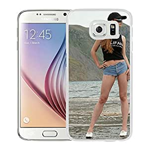 Cool Girls River (2) Hard Plastic Samsung Galaxy S6 G9200 Protective Phone Case