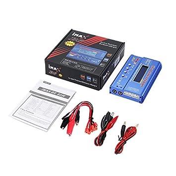IMAX B6 Digital RC Lipo NiMh Batería Balance Cargador AC ...
