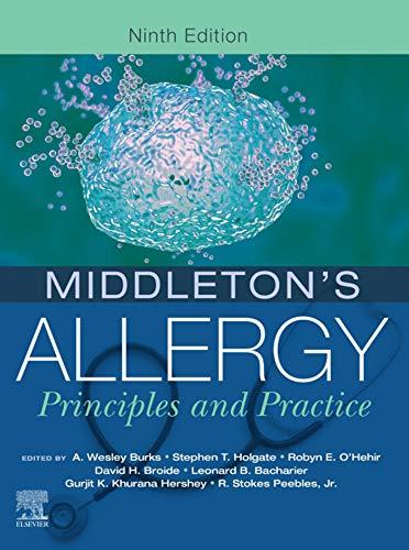 Middleton's Allergy E-Book: Principles and Practice (Middletons Allergy Principles and Practice) - http://medicalbooks.filipinodoctors.org