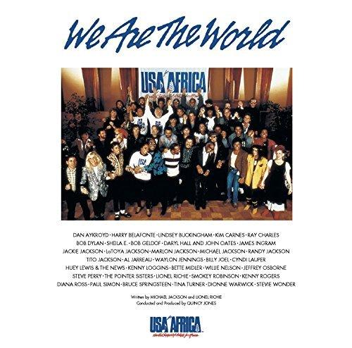 (V.A. - We Are The World (DVD+CD) [Japan DVD] HMBR-1097)