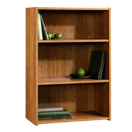 Sauder Beginnings 3 Shelf Bookcase Highland