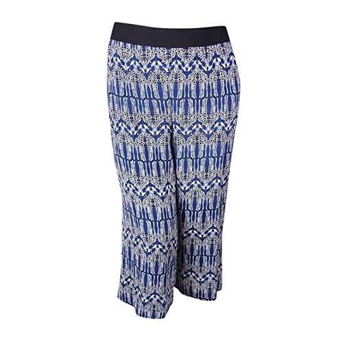 eaa188b57529d Alfani Women's Wide Leg Giraffe Print Pants durable service ...
