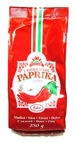 Sweet Real Hungarian Paprika (250gr 8.9oz)